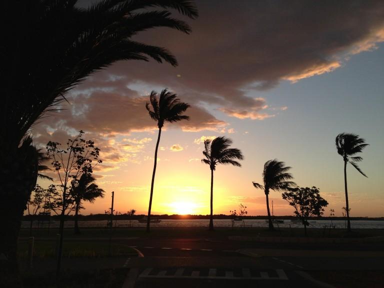 Carnarvon sunset