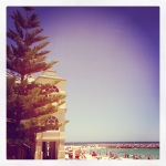 We arrive back in Perth in one piece. Chilling at Cottesloe.