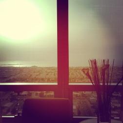 View from the Shangri-La #floor35