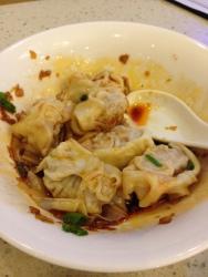 When in doubt - dumplings...