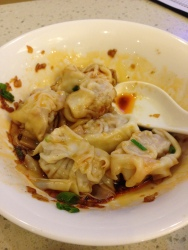 When in doubt - dumplings...
