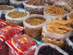 Goods at Qingping Market, Guangzhou