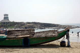 BoatsKovalam