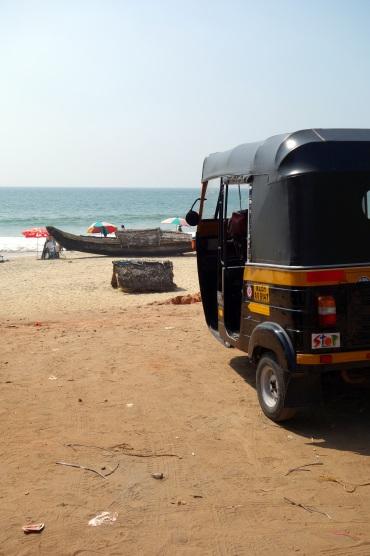 TuktukatKovalamBeach