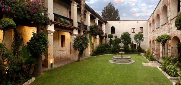 QuintaRealOaxacaCourtyard-1