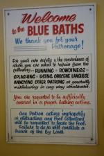 Blue Baths rules!